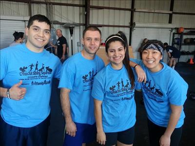 Centerpoint Crossfit CrossFit Competition